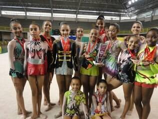 Atletas betinenses representam a cidade em competição que reúne os melhores do Sudeste