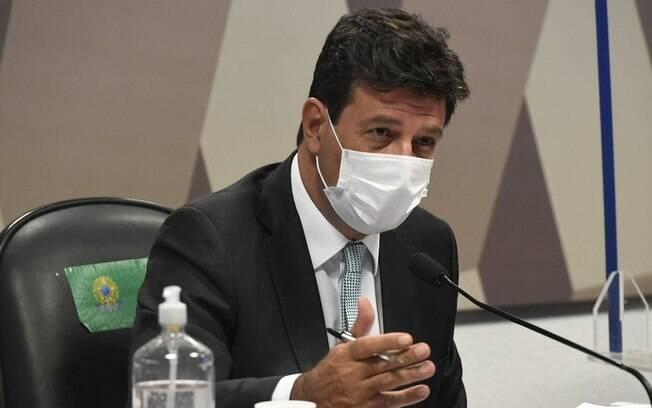'410 mil vidas me separam do presidente': as críticas de Mandetta a Bolsonaro na CPI da Covid