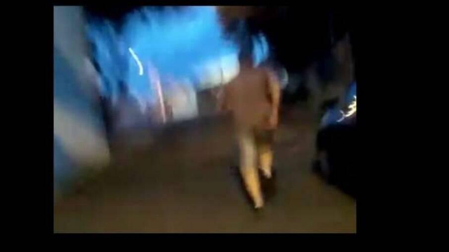 Homem rasga ordem de restrição e corre atrás de sua ex-mulher com faca na mão, no Mato Grosso do Sul