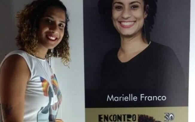 Anielle Franco, irmã de Marielle