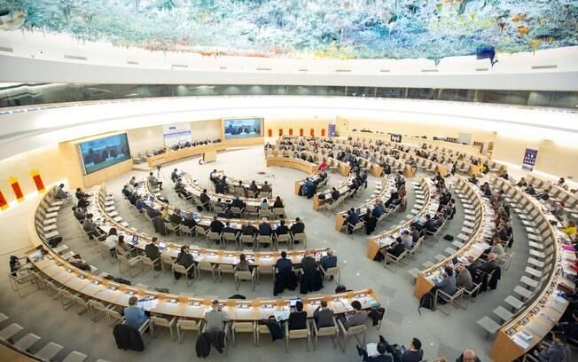Brasil busca reeleição para o Conselho de Direitos Humanos da ONU