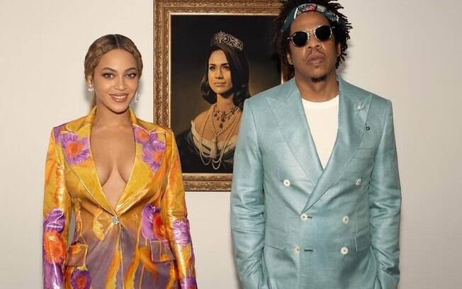 Beyoncé agradece prêmio e parabeniza Meghan Markle