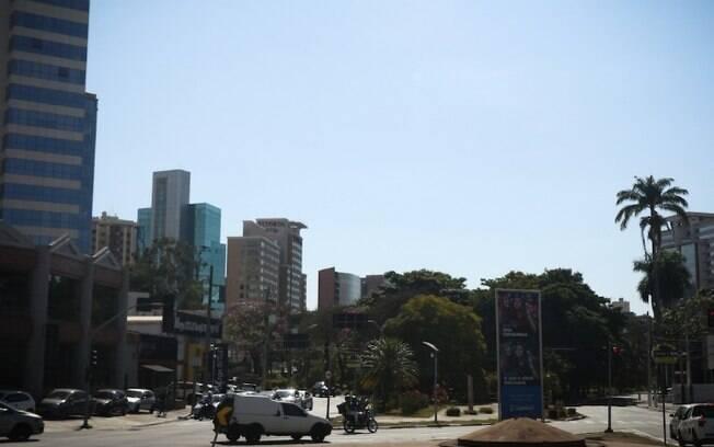 Segunda-feira será de céu azul e clima ameno em Campinas