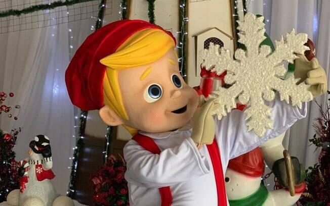 Noelito, versão infantil do Papai Noel