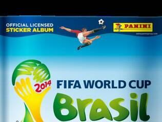Álbum de figurinhas oficial da Copa do Mundo será lançado no início de abril