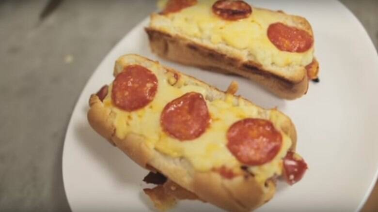 Dogão pizza
