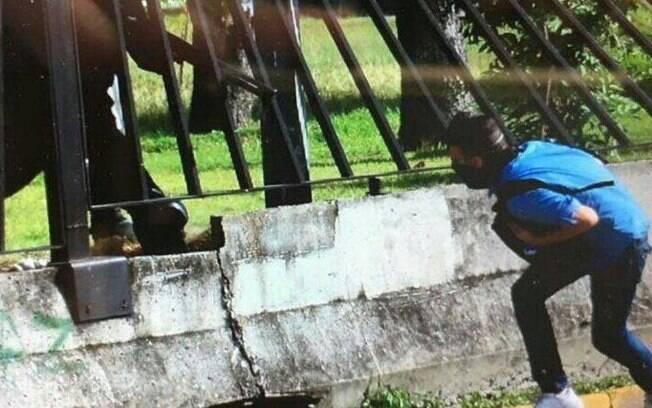 David José Vallenilla é a mais nova vítima da crise na Venezuela; ele morreu em hospital após levar três tiros no peito