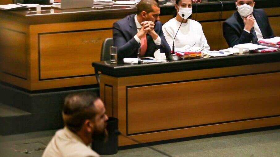 Primeira Audiência de Instrução e Julgamento do caso Henry Borel