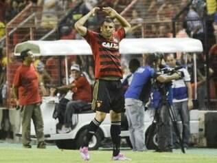 Neto Baiano marcou o gol da vitória sobre o Botafogo na rodada passada