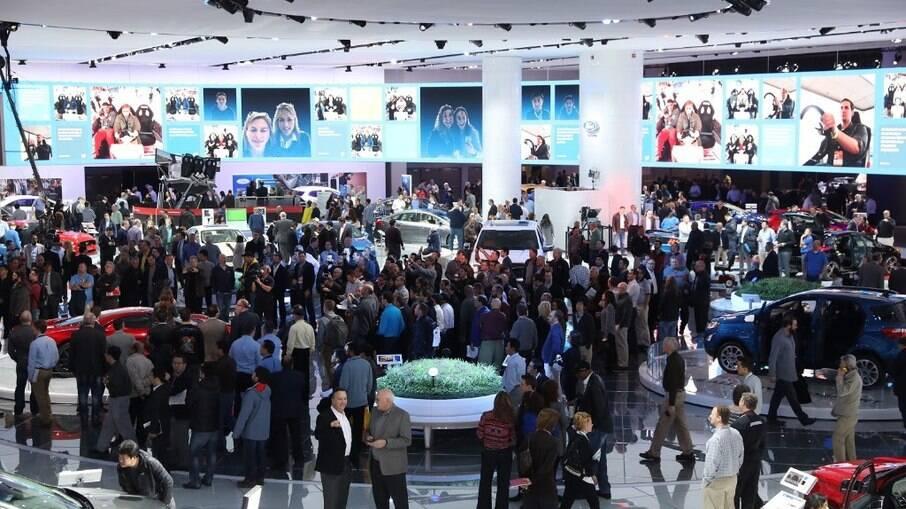 Salão do Automóvel: três eventos presenciais já estão marcados nos Estados Unidos e Suíça