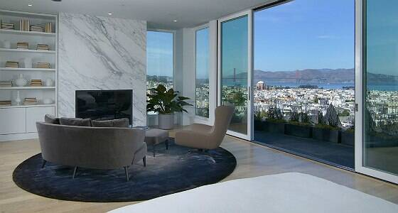 Conheça as casas mais caras de San Francisco