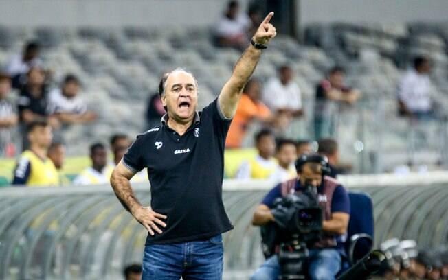 Marcelo Oliveira não é mais técnico do Atlético-MG
