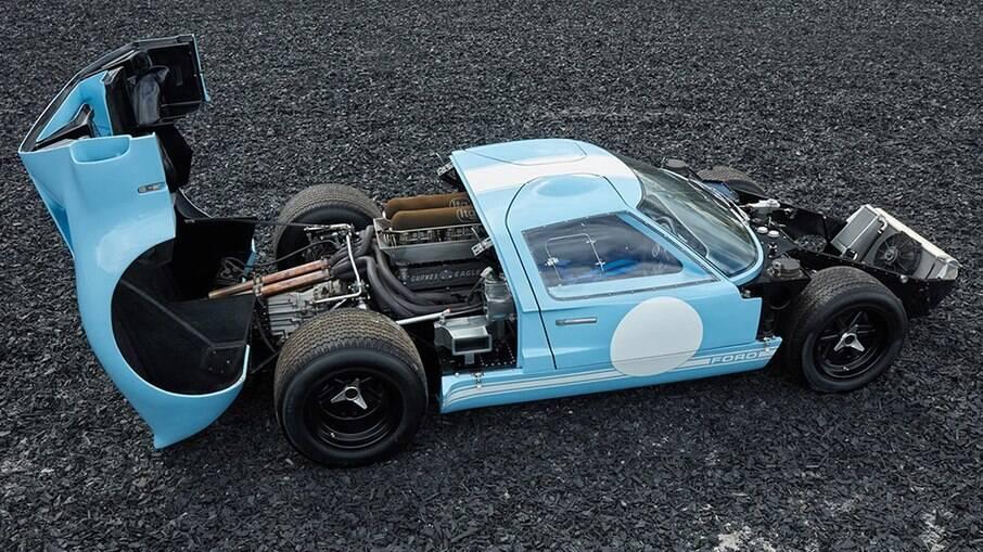 Esportivo foi fabricado com motor V8 e diversas litragens entre 1964 e 1969, com uma trajetória brilhante nas pistas