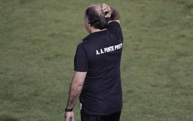 Oliveira promete mudanças após massacre no Majestoso
