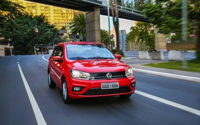 Volkswagen Gol passou a ter versão automática, a  partir de julho de 2018, o que aumentou seu apelo de venda