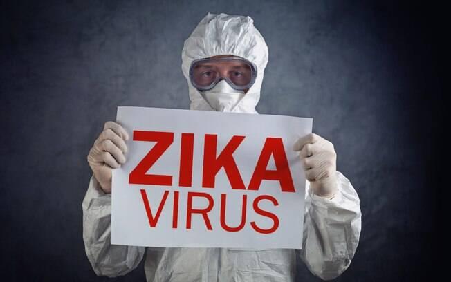 Zika vírus é transmitido pelo mosquito Aedes aegypti, também vetor da dengue e chikungunya