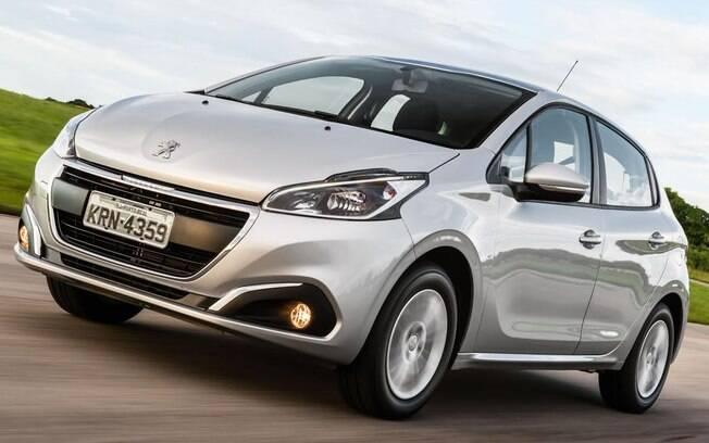 Peugeot 208 1.6 vai passar a ter câmbio automático de seis marchas no lugar do de quatro utilizado atualmente