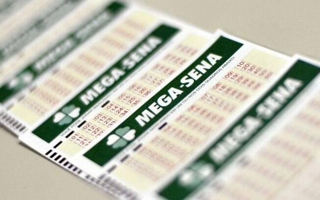 cartões da mega-sena sem preenchimento