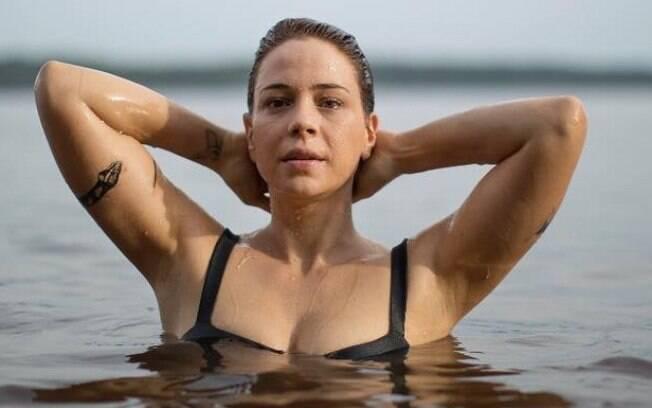 Leandra Leal dá show de inteligência emocional e parabeniza ex-marido por mais um ano de vida
