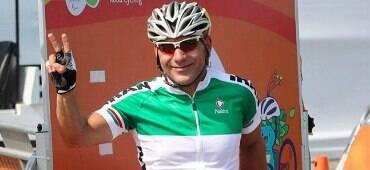 Morte de ciclista na Paralimpíada:<br> quem era Bahman Golbarnezhad