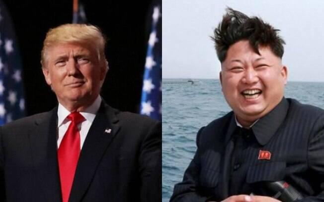 Resultado de imagem para Estados Unidos x Coreia do Norte