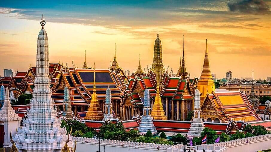 Repleta de cultura, Tailândia é procurado por famosos