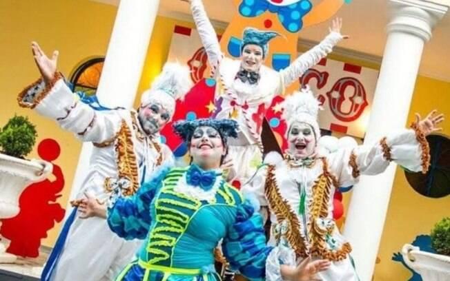 Em sua 18ª edição, Festival João Rock rcebe ativações do mundo circense