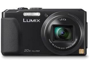 Lumix ZS-30 tem chip NFC