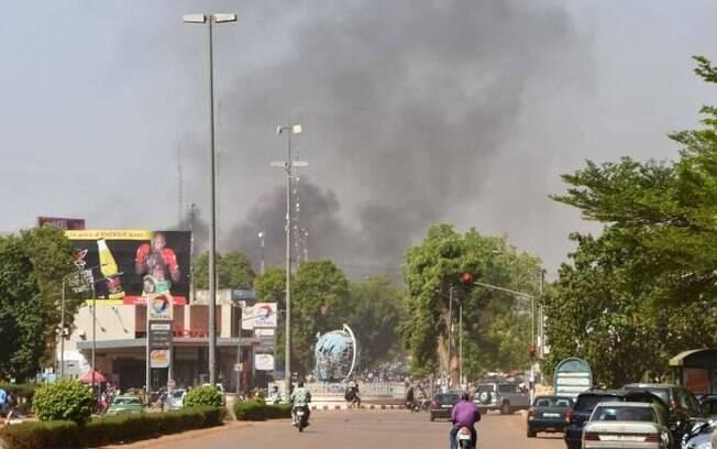 O ataque foi realizado na área diplomática de Burkina Faso por volta das 10h locais (7h em Brasília)