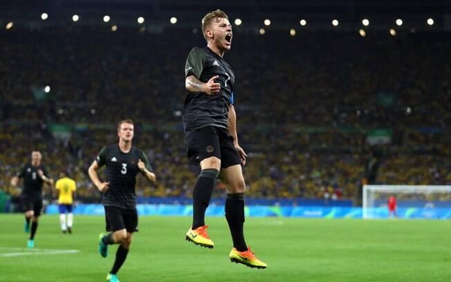 8c74ca4d1be5d Brasil bate Alemanha e leva o histórico ouro no futebol - Olimpíadas ...