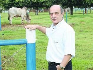 Localização. Para Heverardo Carvalho, quem quer falar em pecuária tem que estar em Uberaba