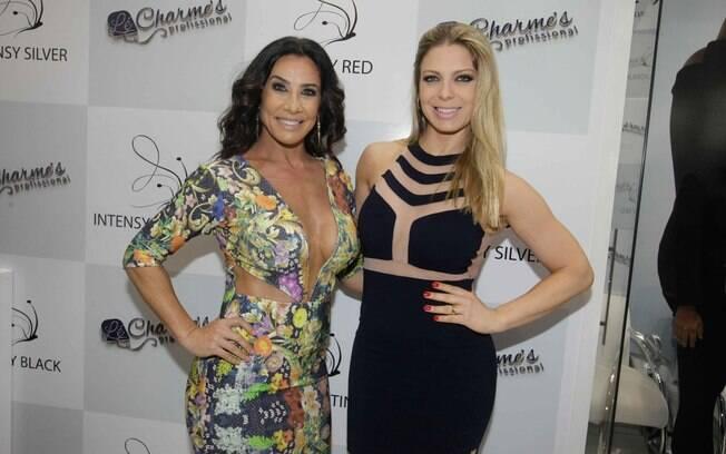 Scheila Carvalho e Sheila Mello