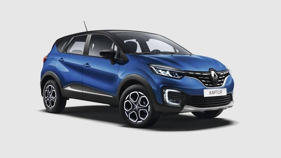 Renault Kaptur russo estreou no ano passado retoques no visual e novo motor 1.3 turbo, feito junto com a Mercedes