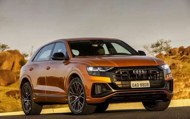 Audi Q8 Performance Black é a nova aposta da marca alemã na categoria dos SUV de luxo