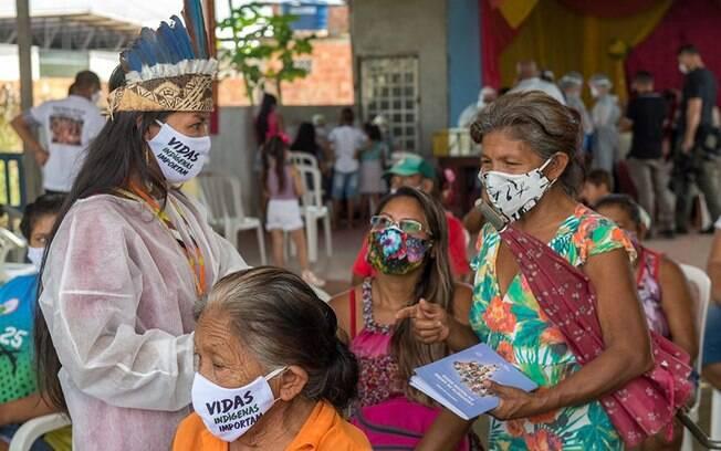 Plano Emergencial para Enfrentamento à Covid-19 contém medidas de vigilância sanitária e epidemiológica nos territórios indígenas