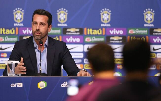 Edu Gaspar deverá trocar a Seleção pelo Arsenal após a Copa América.