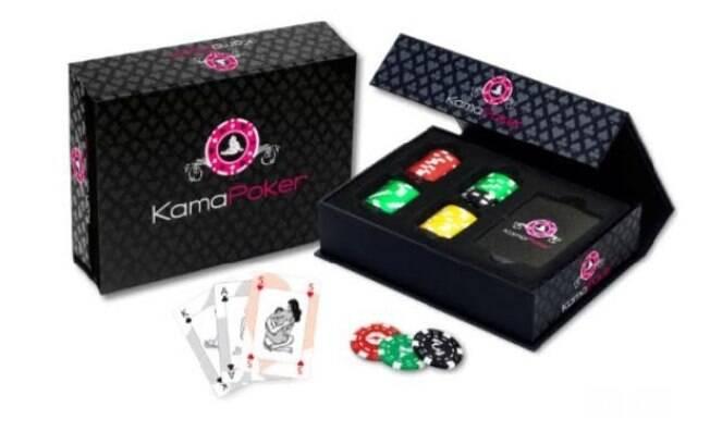 O Kama poker é uma ótima opção para comemorar o dia do sexo