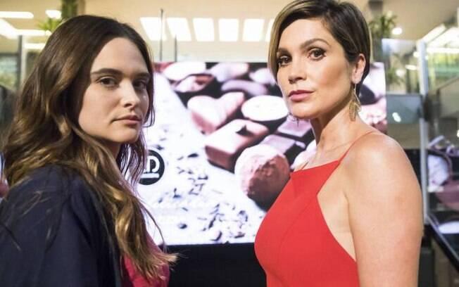 Juliana Paiva e Flavia Alessandra