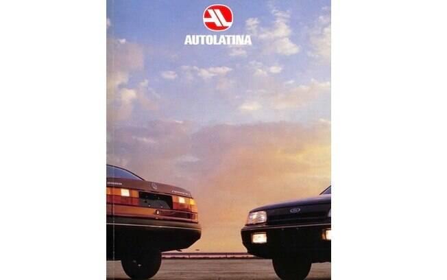 Autolatina foi um dos projetos automotivos mais ousados  do Brasil. Será que o mesmo espera no Salão de Detroit 2019?