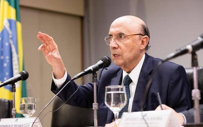 Para Henrique Meirelles, reforma da Previdência é essencial para a retomada da economia