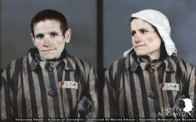 Katarzyna Kwoka foi uma das prisioneiras do campo de Auschwitz quando tinha 44 anos, em 1942