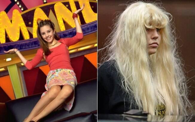 Antes e depois: Amanda Bynes no