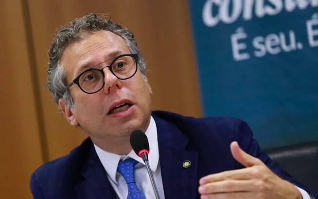 Luciano Timm confirmou saída do cargo ligado ao ministério da justiça, do qual Moro saiu nesta sexta (24)