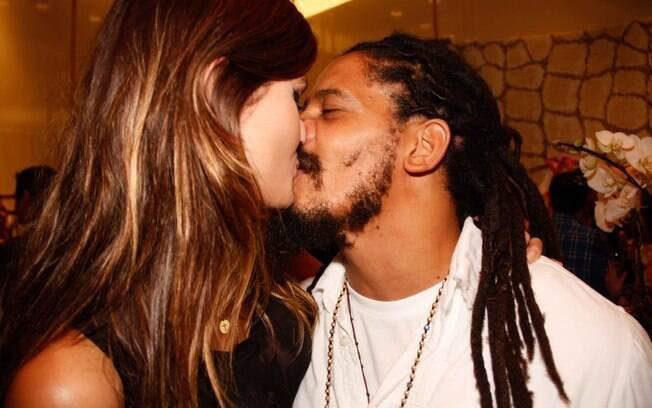 Isabeli Fontana e Rohan Marley: novo casal