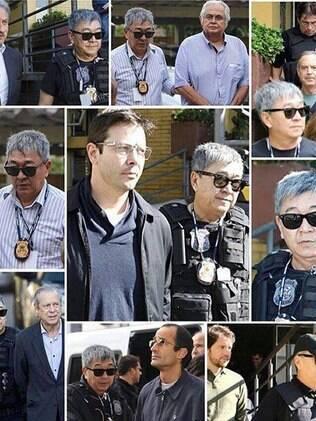 Agente da PF, Newton Ishii está em todas prisões da Operação Lava Jato