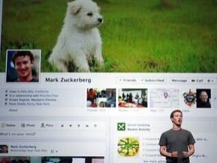 Timeline: Zuckerberg apresenta a nova página de perfil do Facebook