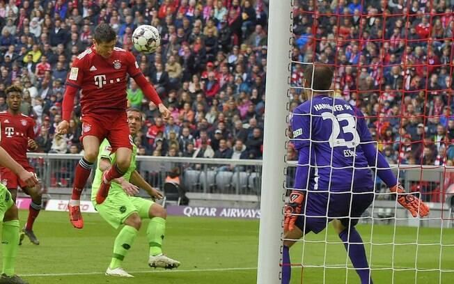 Bayern celebra mais uma vitória na Bundesliga