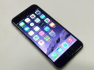 iPhone 6 básico tem 16 GB de memória RAM