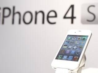 iPhone 4S enfrenta forte concorrência na China