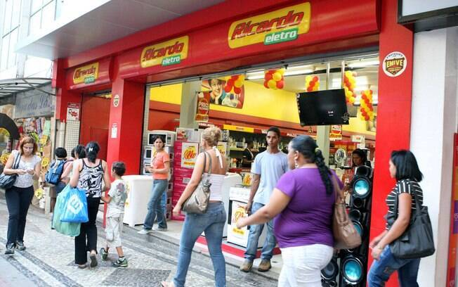 Ricardo Eletro fechou todas suas lojas físicas no país